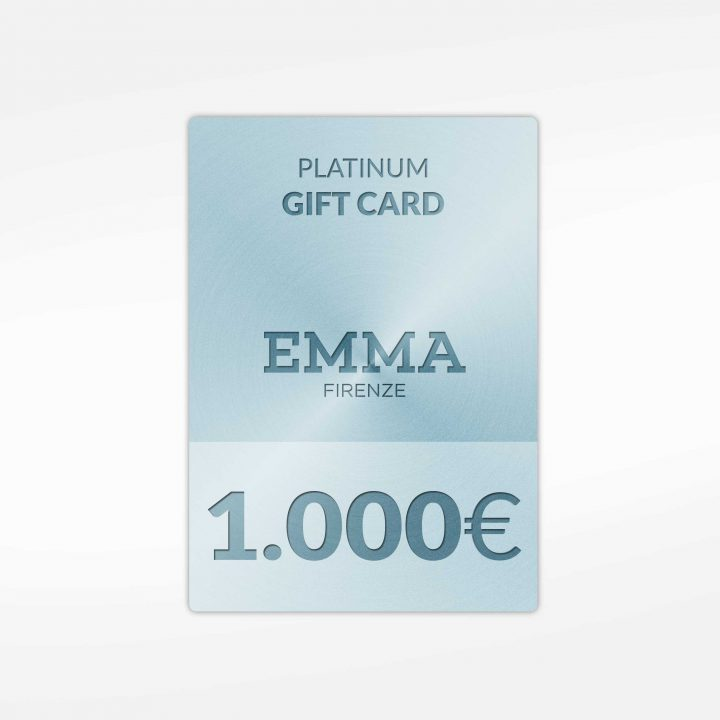 1000 euro gift card