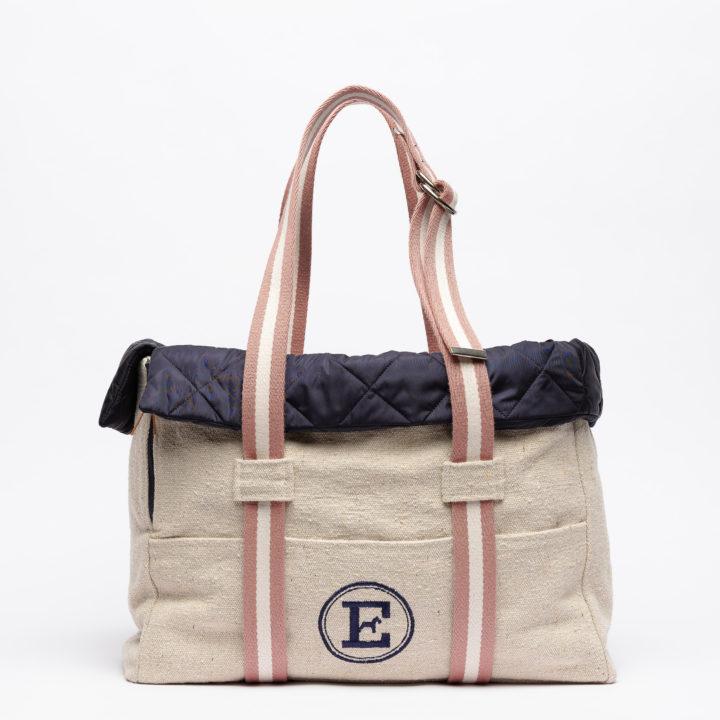 fashion dog bag with removable inside