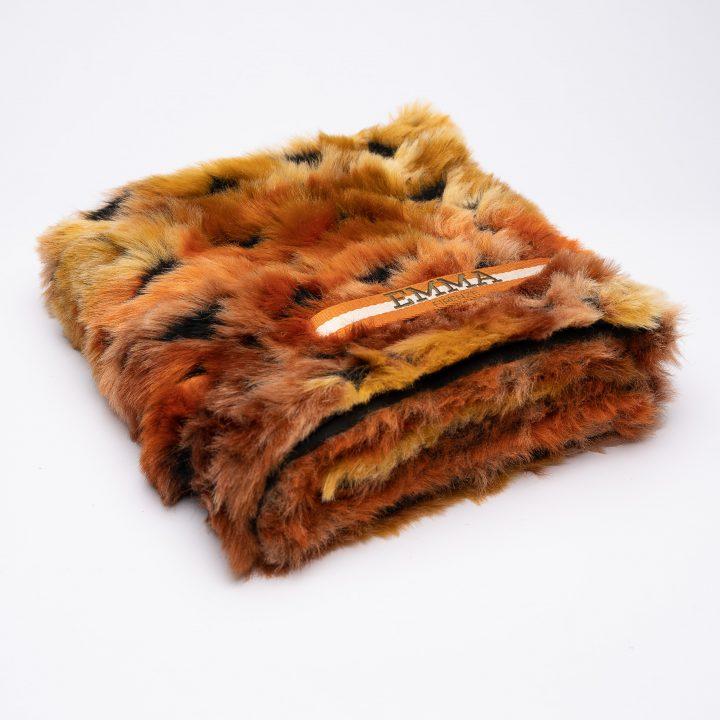 dog blanket in eco-friendly fur
